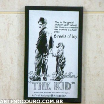 Quadro Charles Chaplin – The Kid
